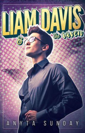 Liam Davis & The Raven by anytasunday