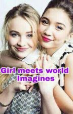 Girl meets world imagines  by SportsGirl124