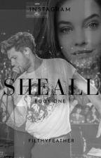 instagram - sheall • n.h • english • book one by mainhoeran