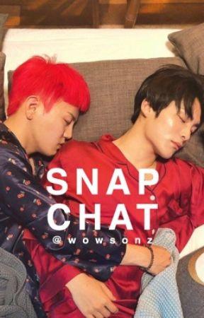 snapchat   dongjun by wowsonz
