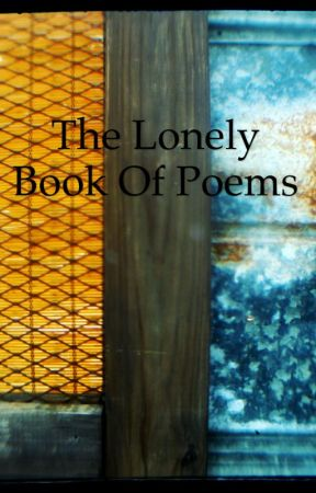 The Lonely Book Of Poems by PoMalone