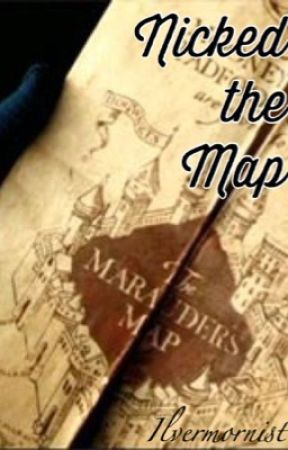 Nicked the Map (HP one shot) by Ilvermornist