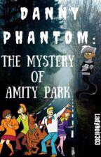 Danny Phantom:The Mystery of Amity Park Danny Phantom and Scooby-Doo Crosscover  by LadyNoir303