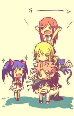 Fairytail Oneshots by Kry1309