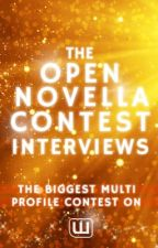 Open Novella Contest Interviews by OpenNovellaContest