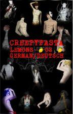 Creepypasta Lemons 🍋OS🍋 German/Deutsch by shippingZoo