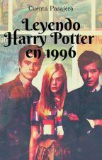 Leyendo Harry Potter en 1996 by CuentaPasajera