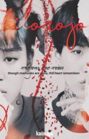 Hilo rojo | Yoonmin by kaisugx