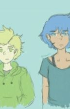 The new girl (Lapidot human au) by Lapidot-For-Life
