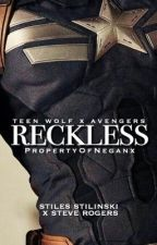 FEARLESS, teen wolf x Avengers   by PropertyOfNeganx