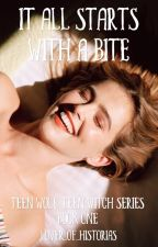 It All Starts With A Bite - Stiles Stilinski [1] by lover_of_historias
