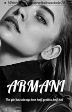 Armani | ✎ on hold by nettaxo_