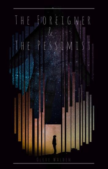 The Foreigner & The Pessimist (malexmale)