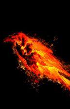 La flamme du corbeau frileux by Kyraske