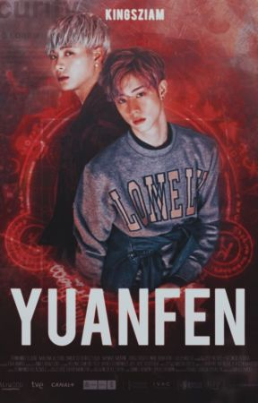 YUANFEN  缘份 MARKSON. by kingsziam