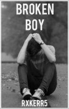 Broken Boy by peterfreakingstark