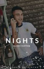 nights » lautaro martinez. by enzoperezgirl