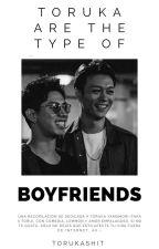 Toruka are the type of boyfriends;; by TorukaShit