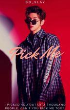 pick me ➳ kang daniel by bb_slay