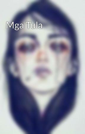 Mga Tula by mfsfn_