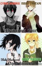 Mysterious Four(Diabolik Lovers fanfic) by Nqchristine18