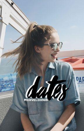 dates  // finn wolfhard by mxrveldxnie