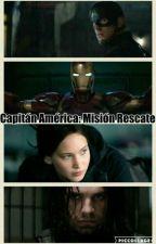 Capitán América: Misión Rescate. by EveningStar1308