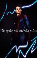 Spiderman ~ Stiles Stilinski by FreyaMason28