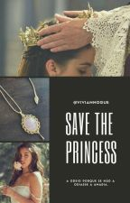 Save the princess - Camren by VivianNogue