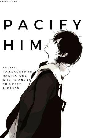 Pacify Him - vkook by cactusunnie