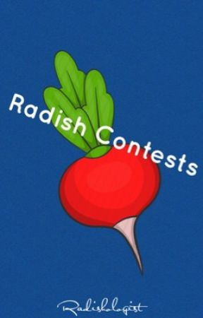 Radish Contests by Radishologist