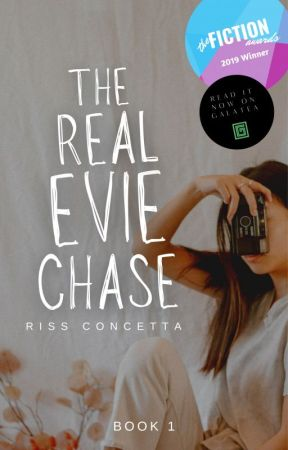 The Real Evie Chase [Adam & Evie Rewritten] by xWinterFallzx3