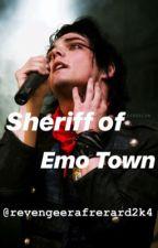 Sheriff Of Emo Town by RevengeEraFrerard2k4