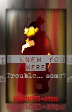 I Knew You Were Trouble...some? (ShikaTema Fic) by Atsuko-chan