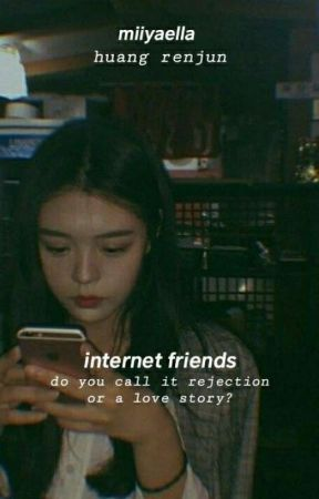 internet friends // huang renjun by MiiyaElla