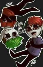 Darkiplier x Reader x Antisepticeye by xjumpsuitcovermex