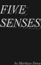 Five senses (troyler) by shirtless-Troye