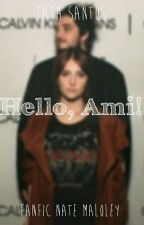 Hello, Ami! [2] (Completo)  by Afroditesz