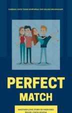Perfect Match by Mom_Indi