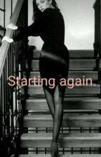 Starting again.  by AinzmanRubin