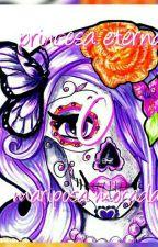 princesa eterna  o mariposa morada by ErikaAgreste