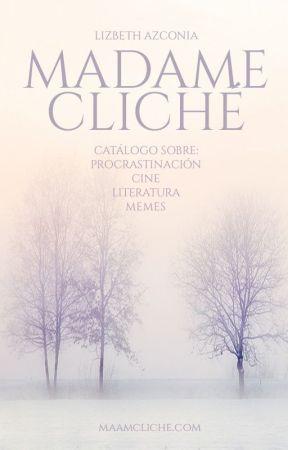 Madame Cliché by lizquo_