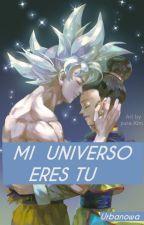 Mi universo eres tu 【悟空 とチチ】 by Urbanowa
