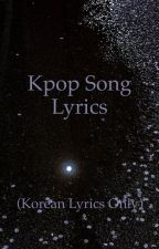 K-pop song lyrics by btsastrosarang12