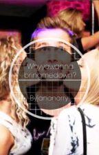 whyyawannabringmedown? || LH FF by jananarry