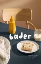bader + calum by caketrassh