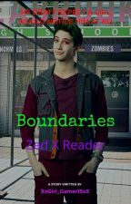 Disney ZOMBIES - Boundaries (Zed X Reader) by XxGirl_Gamer15xX