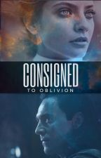 Consigned to Oblivion | Loki Laufeyson | Infinity War by He_Marie
