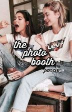 ❀ the photo booth || jenzie ❀ by ohjenzie