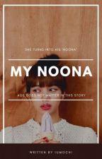 My Noona 💋 [{BTS Jungkook and BLACKPINK Lisa }] by IUmochi
